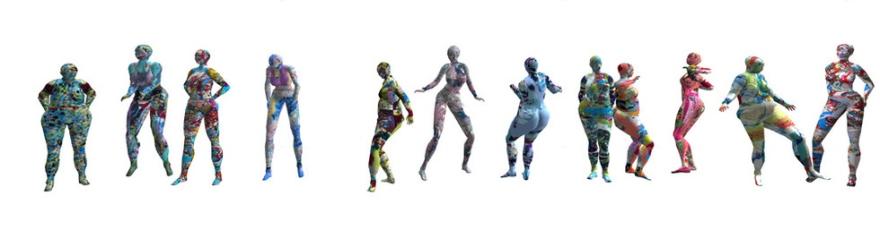 blank avatars