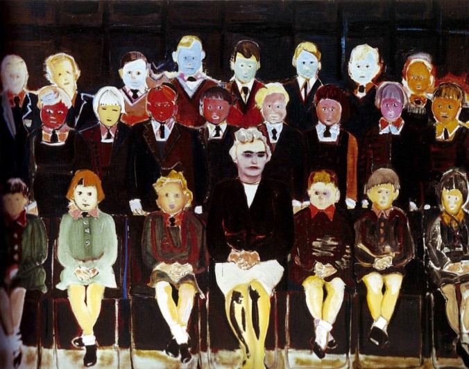 marlene dumas the teacher