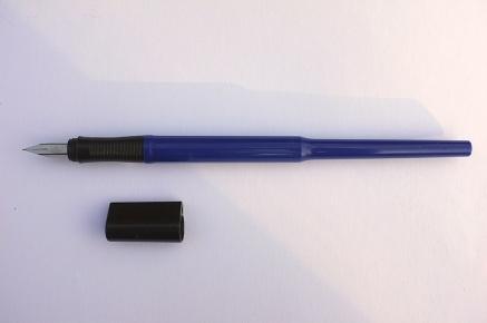 school fountain pen